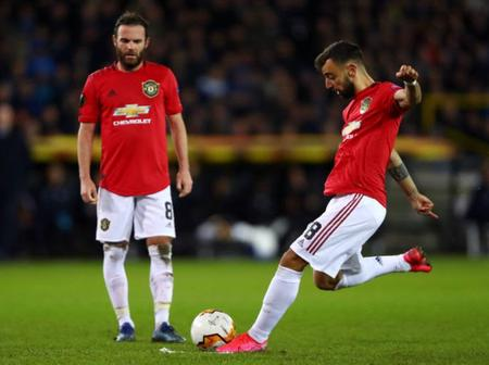 Manchester United Superstar To Miss Chelsea Game, Moyes Tipped For Celtic Job, & Others News