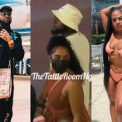 See More Pictures Of US Model Caught On Camera With Davido That Sparked Reactions Online
