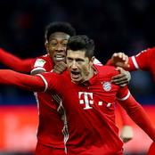 2021: After Scoring Against Dortmund Today, Lewandowski Becomes The First Player To Record This.