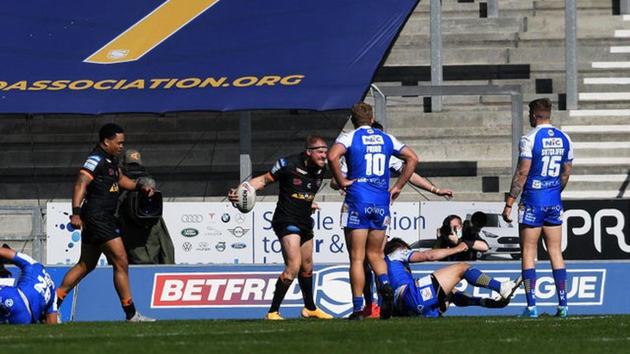 He supported Wigan as a youngster, but Dwyer is Rhinos through and through