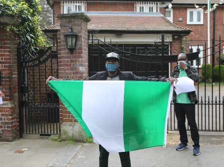 Read What Reno Omokri Said After He Was Accused Of Being Paid To Stage A Protest In London Against President Buhari