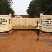 St Joseph's Kitale Boys High School Principal Is Dead