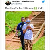 Master KG humbled by Mzansi after flexing his bank balance on twitter