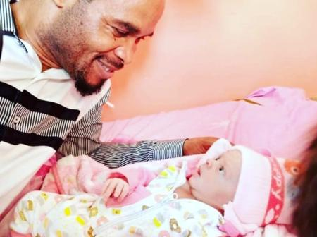 Prophet Odumeje Welcomes His New Baby, Showering Him With Blessings (Photos)