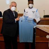 Un jeune réfugié ivoirien en Italie est devenu officiellement joueur de la Lazio