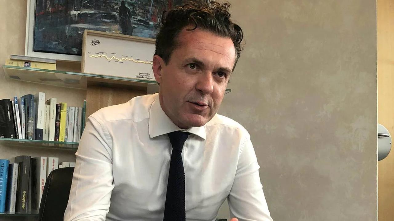 Angers. Départementales: Christophe Béchu dézingue Christian Gillet dans un tract