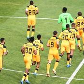 Kaizer Chiefs Confirm Full Strength Starting Lineup Against Baroka