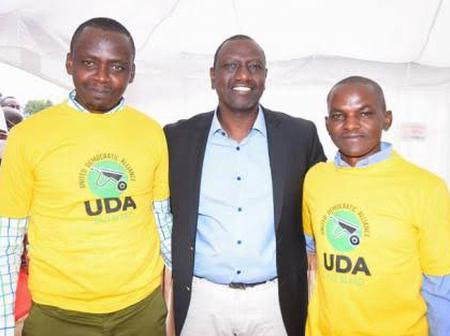 DP William Ruto Suffers a Huge Blow After Four Key UDA Politicians Decamp