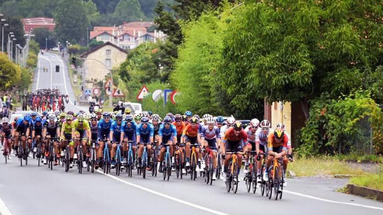 La liste des coureurs engagés du Circuito de Getxo 2021