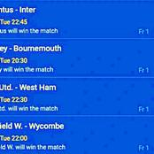 Well Analysed  Five Multbet Matches To Win Big Tonight