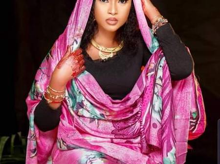 (Opinion) 13 Times Momee Gombe Proved to be the Most Beautiful Actress in Kannywood