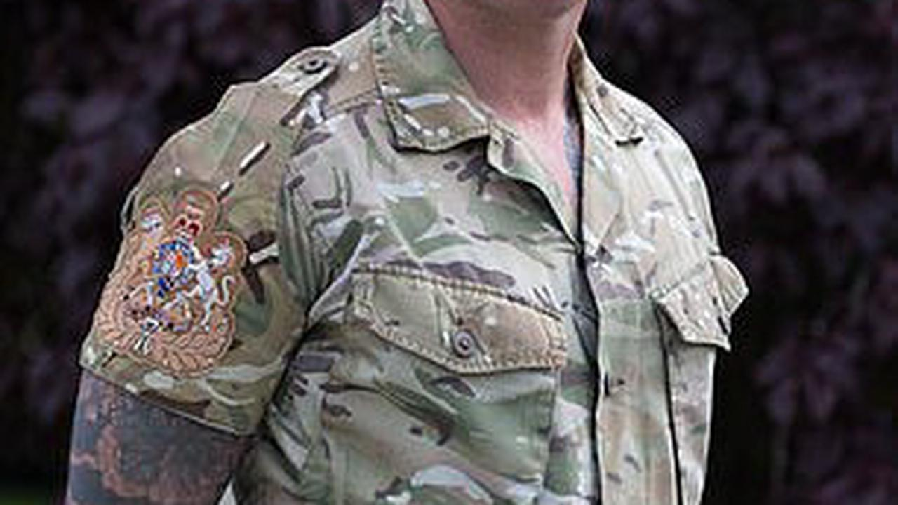 MoD launches urgent probe after trolls hound Army mental health champion off Twitter