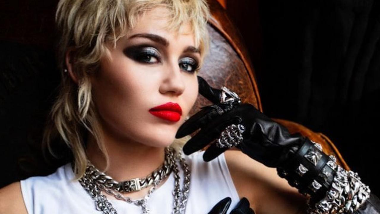 Miley Cyrus credits these artists for paving the way for female rock musicians
