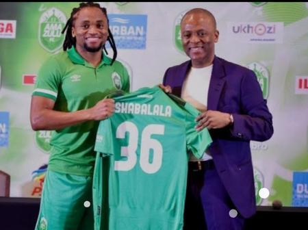 Sandile Ndlovu Finally Reveal Good News About Siphiwe Tshabalala. See this