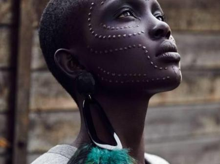 African Tribal Marks and Its Meanings