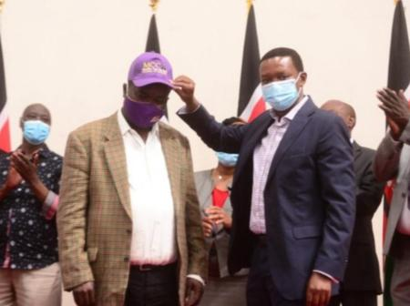 Governor Mutua Defends His Party's Decision to Withdraw from Machakos Senatorial By-election