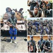 The Combat Support Role of Civilian JTF In Fight Against Boko Haram Insurgency (See Photos)