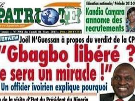 Après la sortie de Joël N'guessan sur France 24, les Ivoiriens ressuscitent un article qui le confond davantage