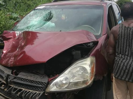JUST IN: A prominent Bauchi State Politician Died in an Auto Crash.