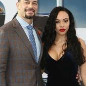 Check Out Romantic Photos Of Roman Reigns And His Wife