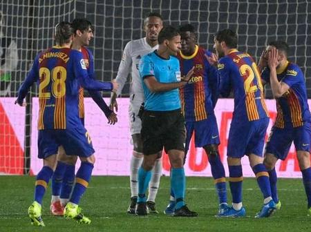 FC Barcelona Loses Again to Real Madrid