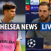 Chelsea transfer: Oblak speaks on his move, Kai Havertz latest and Chelsea boy Mario Pasalic