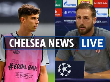 Chelsea transfer: Oblak speaks on his move, Kai Havertz latest and Chelsea boy Mario Pasalic