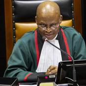 Breaking News| Chief Justice Mogoeng ordered to apologise