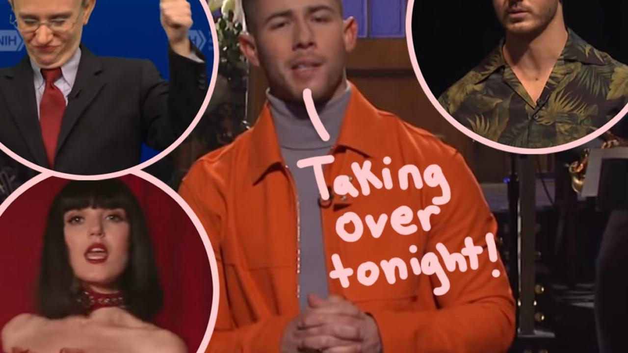 Nick Jonas Takes Over SNL: Check Out The Hilarious Highlights HERE!
