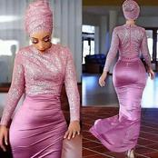 85 Gorgeous Gowns For All Classy And Curvy Ladies (Photos)