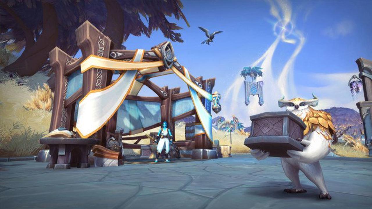 World of Warcraft: Shadowlands classifié sur Xbox Series X