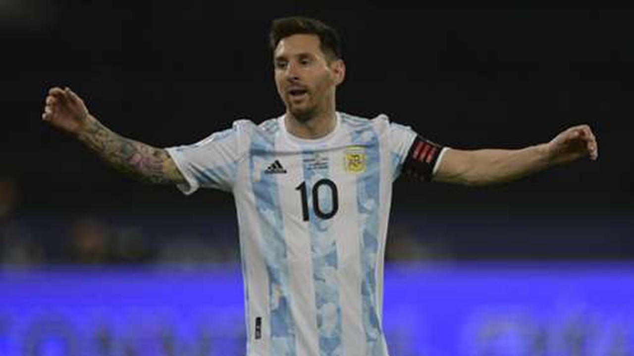 Messi motive ses coéquipiers avant l'Uruguay