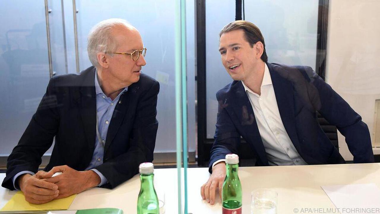 """Opposition findet Kurz bei Einvernahme """"respektlos"""""""