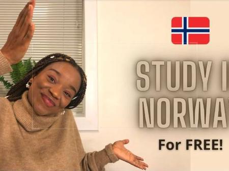 Do These 5 Simple Things To Study In Norway For Free As A Nigerian