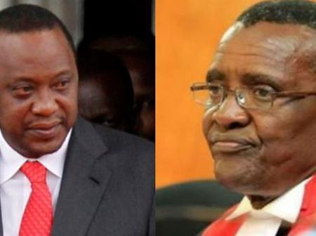 Section Of Kenyans Support Maraga's Remarks On Call To Impeach Uhuru