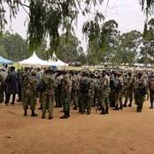 Security Beefed Up Ahead Of Matungu By-Election(Photos)