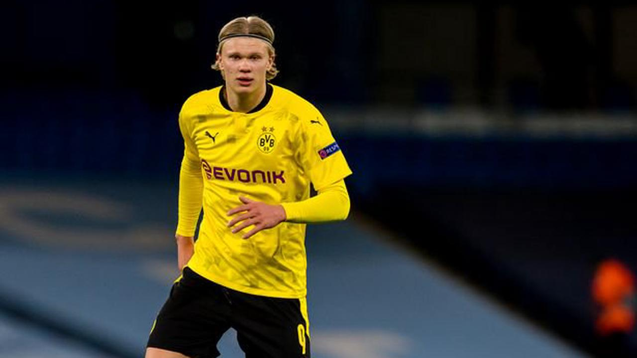 Erling Haaland's former coach makes transfer prediction amid Manchester United and Man City links