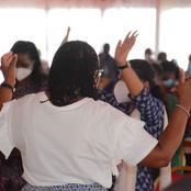 Wacha tu Nirudi Jeshi la Wokuvu, Worshippers Slam Kenyan Church