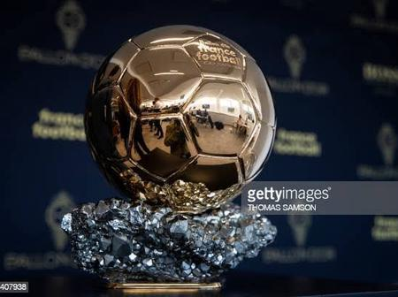 The favourites to win the Balon d'or so far this season