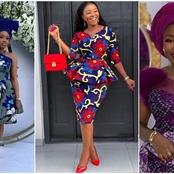 See Gorgeous And Must-have Ankara Styles For Ladies Who Love Latest Ankara Fabrics