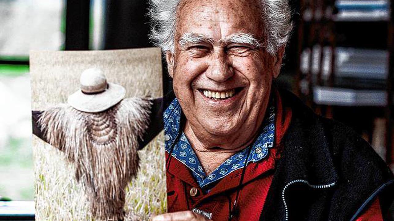 Wochenende: Seine Fotografien sind weltweit bekannt: Hans Silvester, der Provenzale mit Lörracher Akzent