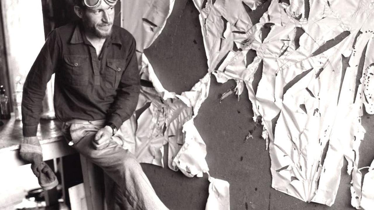 Gustav Metzger is the most influential artist you've probably never heard of