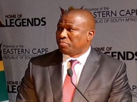 Eastern Cape premier visiting law enforcement agencies