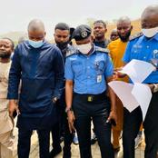 See What Abba Kyari And His Team Did Recently That Sparked Reactions From His Followers (Photos)