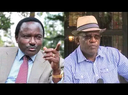 Who Will Take The Peoples Lead Between Muthama And Kalonzo?