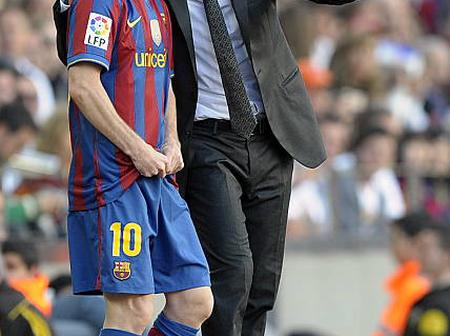 Opinion: Without Messi, Guardiola would not have won Champions League at Barcelona.