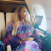 People-Marie Jeanne Doh-L'ex épouse de Molaré s'offre une escapade en Jet privé