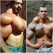 4 Men Who Injected Themselves With Chemicals For Big Muscles [Photos]