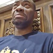 People: le Général Makosso Camille pleure à chaude larme en plein direct