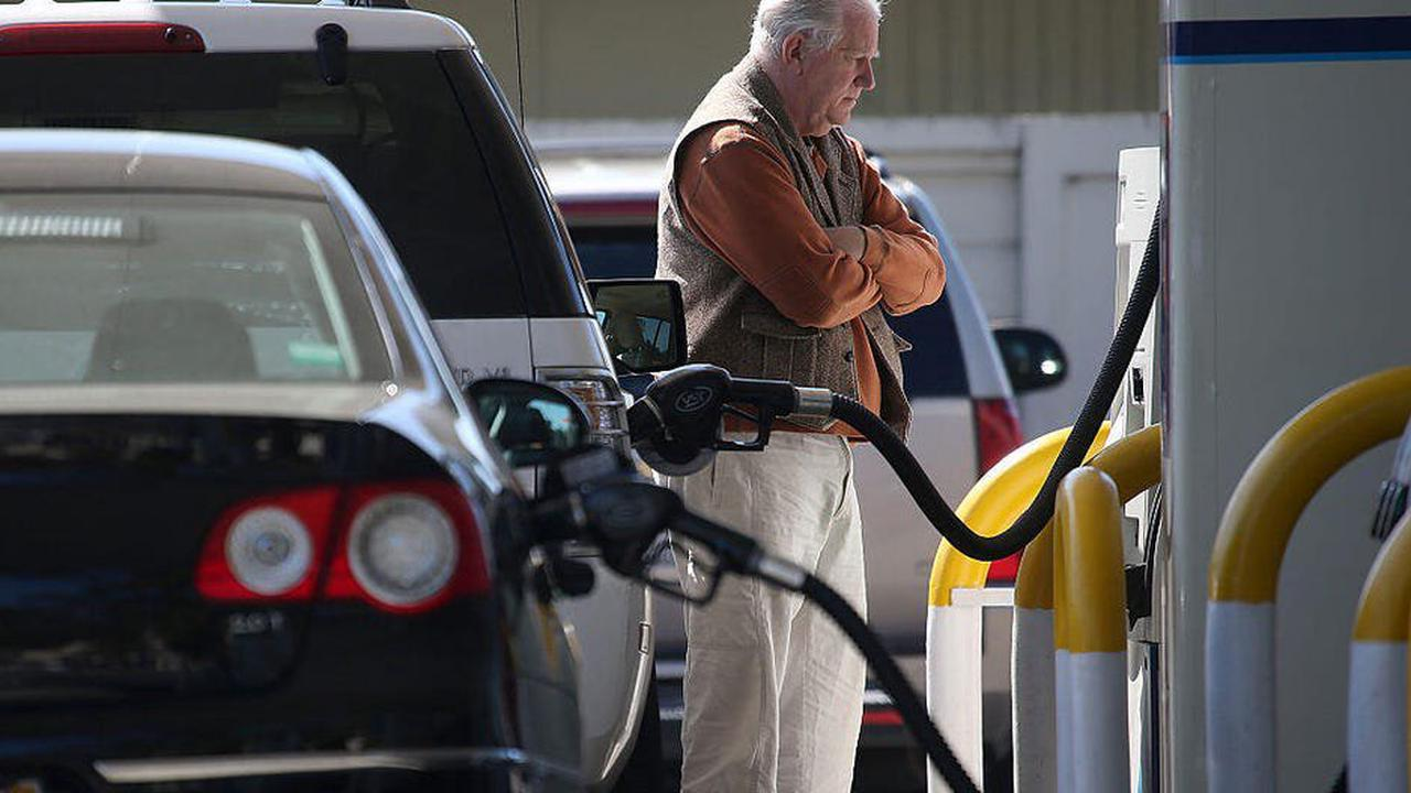 Price of gas going up; national average highest since mid-March